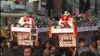 Sahra Ki Udasi Roti Hai | Nauha Khwan Mahfooz Sultanpuri | Ahsas Atash Video