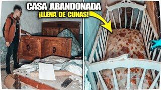 CASA ABANDONADA llena de CUNAS desde 1543 !!!🍼👶 - Exploracion Urbana Lugares Abandonados en España