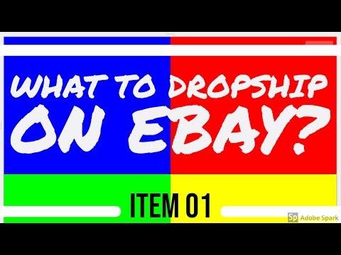 What to Dropship on Ebay?  (Apollo Tools)