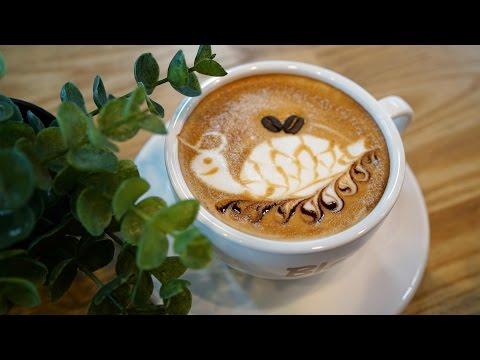 Cute turtle :: Latte Art