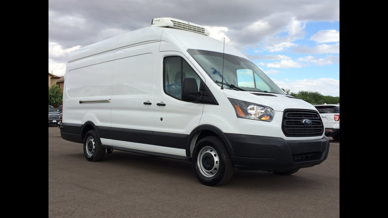 2015 Ford Transit T 350 High Roof El E Track Ramp Prep