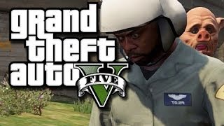 gta 5 online stunts follow the leader 2 gta v fails and funny moments kyr sp33dy