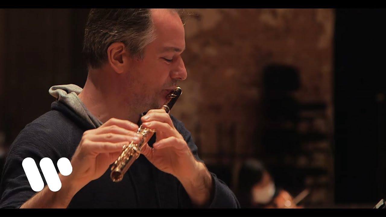 Emmanuel Pahud plays Saint-Saëns: Odelette for Flute & Orchestra, Op. 162