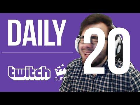 Twitch Clips Daily #20 | ГДЕ КОПАТЫЧ?! - УРОКИ УКРАИНСКОГО ОТ АЛОХИ - ДЕПЕРССИЯ КАЛАША
