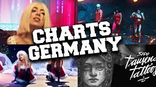 Top 100 Charts Germany 2018 - December