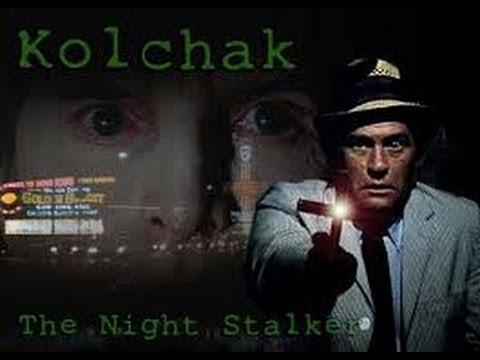 The Night Stalker Movie 1972