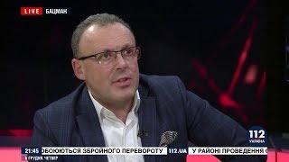 "Дмитрий Спивак в программе ""БАЦМАН"" (2018)"