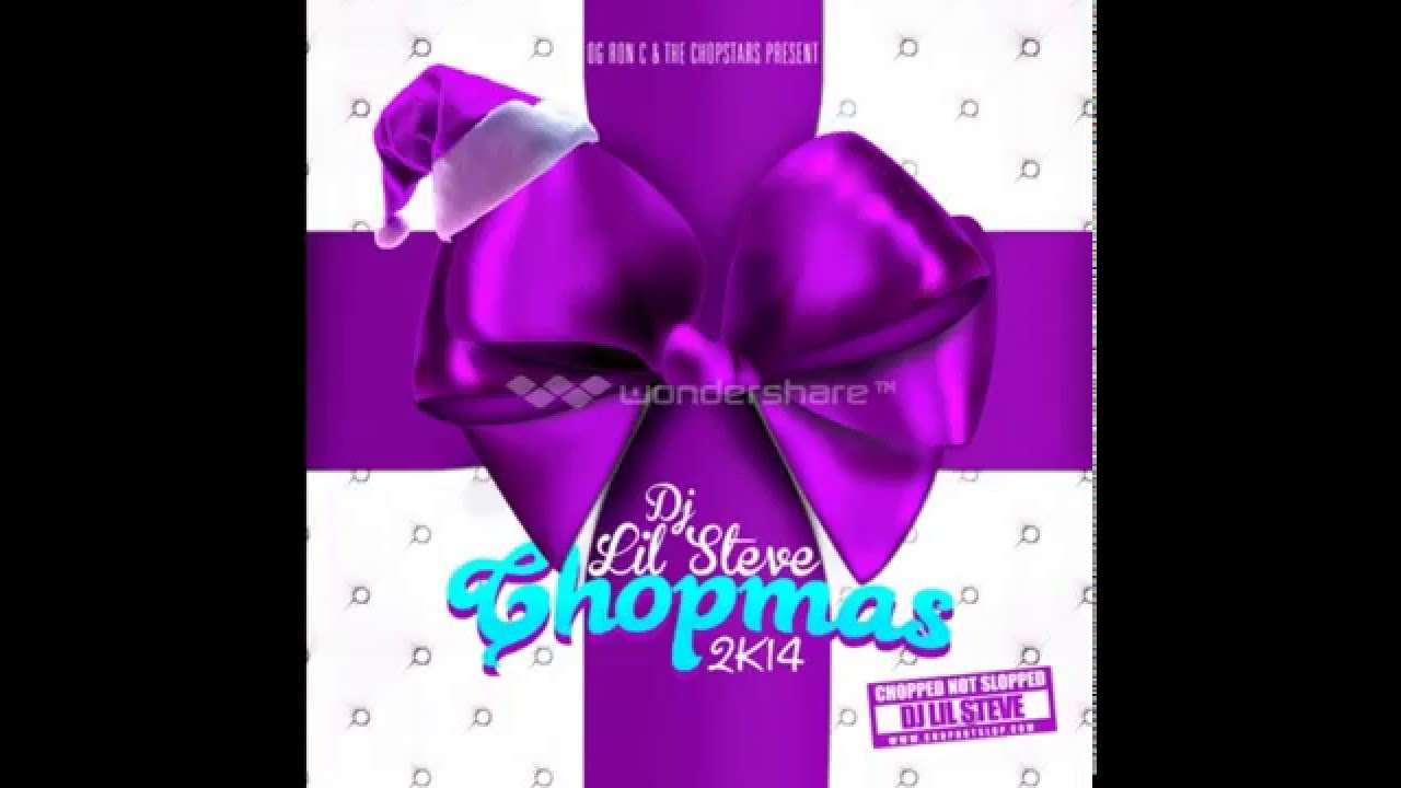 Boyz II Men Feat Brian McKnight - LET IT SNOW [CHOPPED NOT SLOPPED]