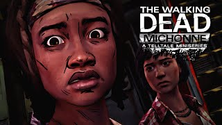 The Walking Dead: Michonne · Episode 1: 'In Too Deep' Walkthrough [HD] FULL EPISODE
