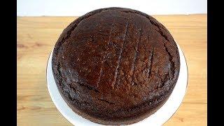 Chocolate Cake Recipe | Eggless Chocolate Cake Recipe | Moist and spongy