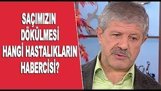 Saç dökülmesi hangi hastalıkların habercisi? Ahmet Maranki'den saç çıkaran tonik!