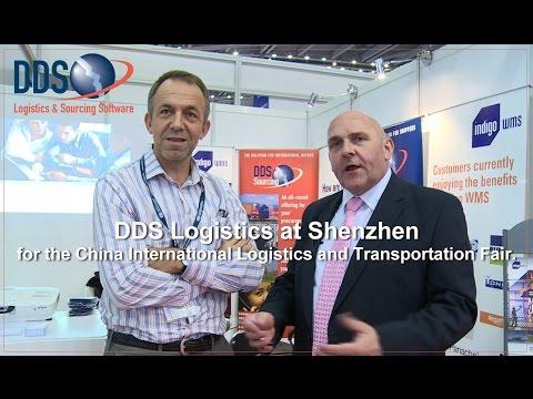 DDS Logistics à Shenzhen  2016