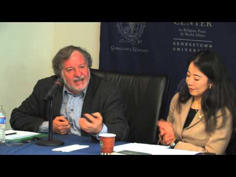 José Casanova on Religion and the Secular in Modern China