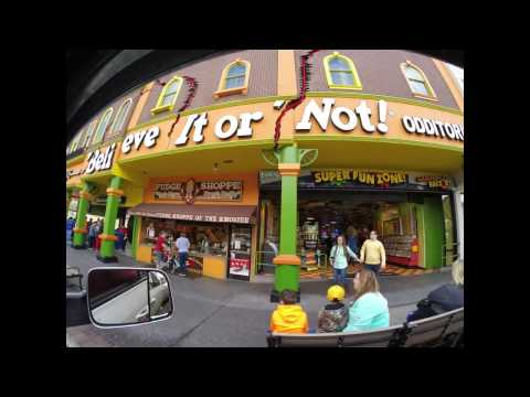 We venture into Gatlinburg, Pigeon Forge and Knoxville, TN