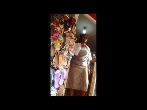 Ghana - Full Hair Salon Experience