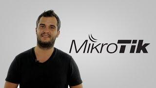 Como configurar IP e rota estática (gateway) no Mikrotik
