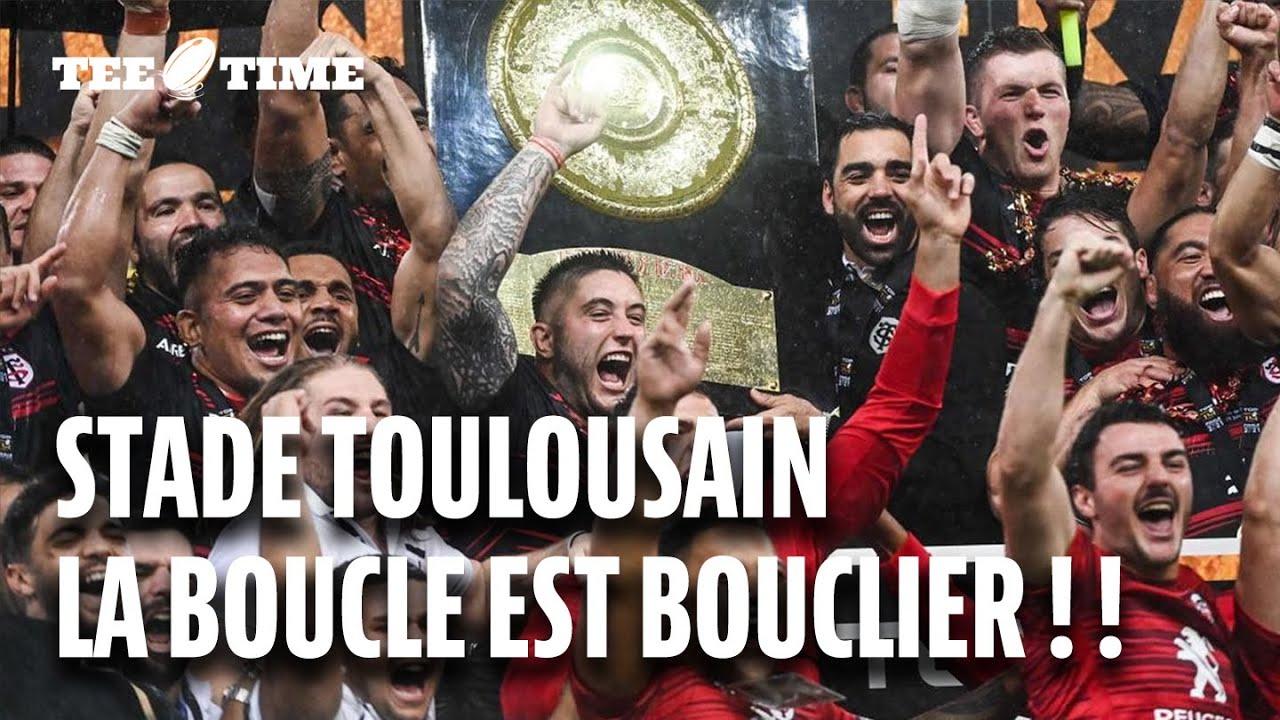 LE STADE TOULOUSAIN VOIT DOUBLE - TEE TIME #8