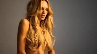 Candice Swanepoel Completely Naked Photoshoot   Video Dailymotion