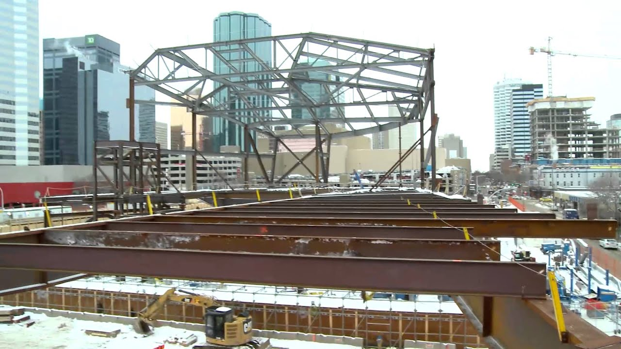 Rogers Place Winter Garden