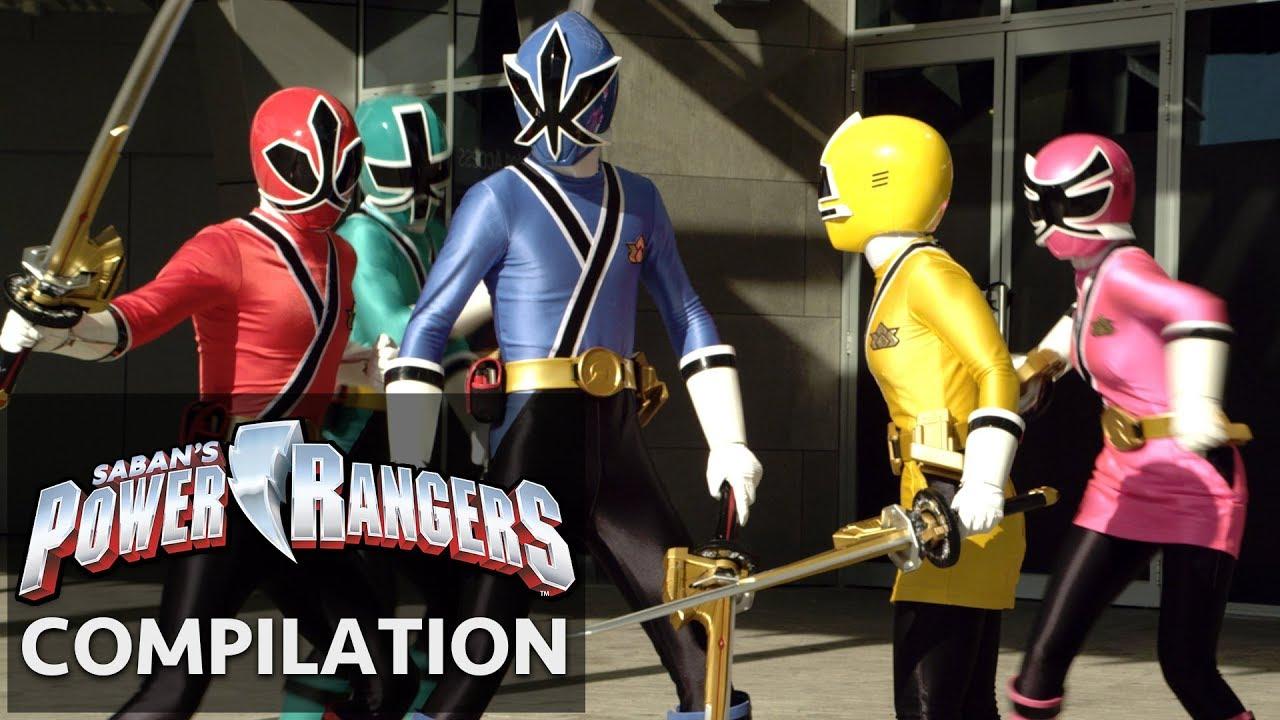 Power Rangers en Français | Les combat des Rangers Super ...