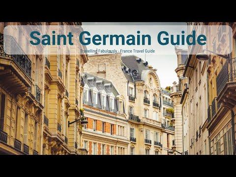 Where To Stay In Paris, Saint Germain