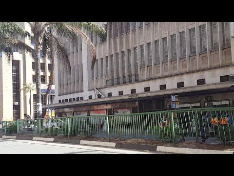 Harare Zimbabwe CBD Lockdown Situation. On 03 June 2020 Live