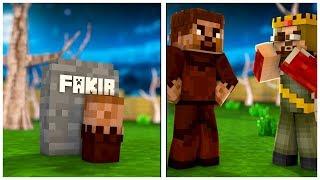 FAKİR MEZARDAN ÇIKIYOR! 😱 - Minecraft