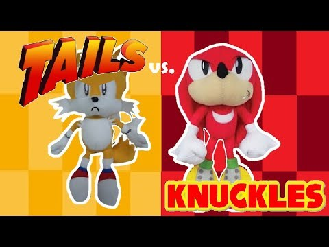 Sonic The Hedgehog - Tails Vs. Knuckles