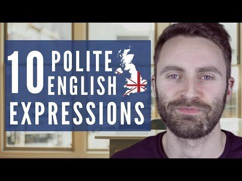 10 Polite English Expressions | Euphemisms