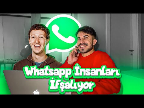 Whatsapp Telegrama Geçenleri İfşalıyor
