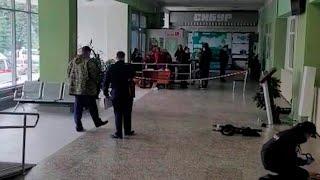 Шесть человек погибли, 24 пострадали в результате стрельбы в Пермском государственном университете.
