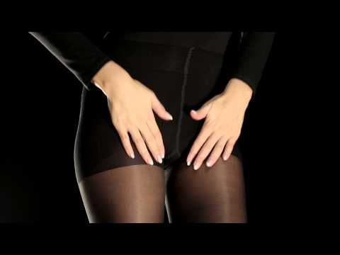 How to put on Lipoelastic compression pantyhose
