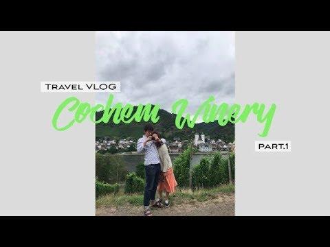 Cochem Germany Winery tour🍇🍷pt.1 Travel VLOG