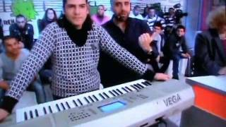 أسرع وأفضل عازف أورغ في العالم (سامر بو خزعا)