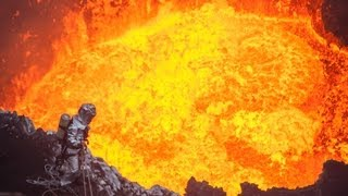 The Most Incredible Volcano Video of ALL Time