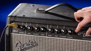 Fender Super Champ X2 Demo