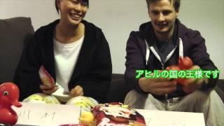 川村美紀子 in フィンランド(横浜ダンスコレクションEX2013 trailer)