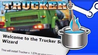 Anomalie gotowane na parze - Przypadek Truckera