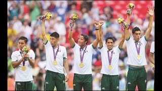 El 11 de agosto de 2012, la Selección Mexicana de futbol hizo historia en el Estadio de Wembley