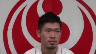 2016年10月22日・23日に開催された第48回全日本空手道選手権大会で男子...