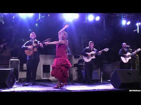 Gipsy Flamenco Féria des Vendanges Nimes 2014