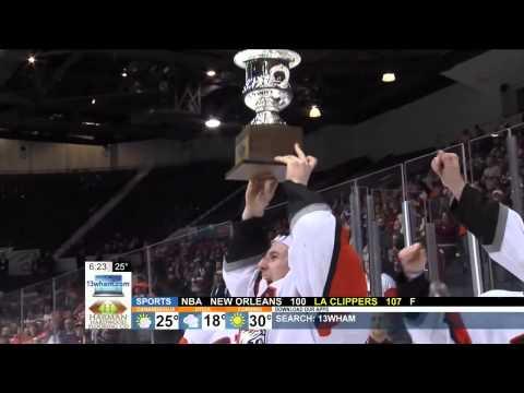 RIT on TV: RIT Tigers Hockey will play Minnesota