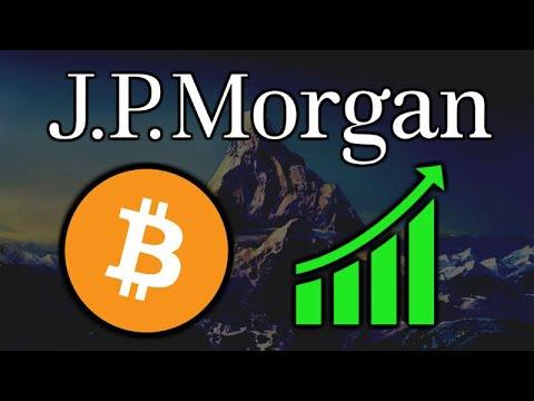 JP MORGAN: Blockchain Laying Foundation For Digital Money Crypto  - BITCOIN Mining MicroBT Bitmain