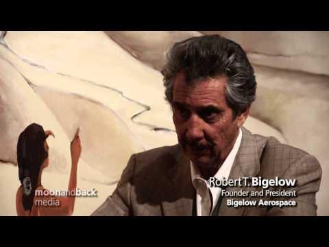 The People of NewSpace: Robert Bigelow, part 1 -- 1950′s Nevada: UFOs