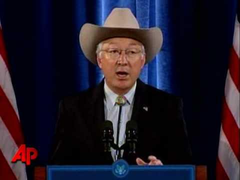 Obama Names Interior, Agriculture Secretaries