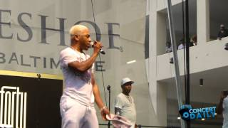 "Sisqo performs ""Thong Song"" Live at Baltimore Horseshoe"