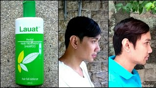 Lauat Herbal Anti Hairfall Shampoo Review