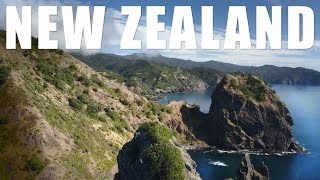 Travelling New Zealand on a Fishing Adventure