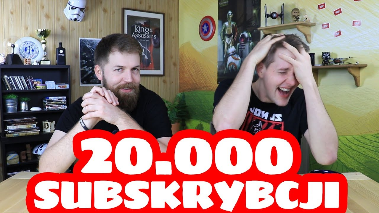 TOP 5 gier Przema | 20 tys subskrybentów