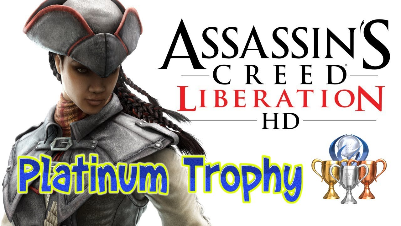Download Assassin's Creed Liberation HD Platinum Trophy (One Watch is not Enough)